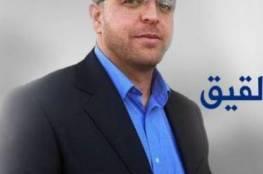 الأسير محمد القيق يرفض عرضا اسرائيليا بالإبعاد مؤقتا