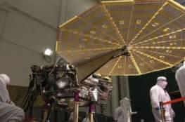 مسبار أمريكي في مهمة لاستكشاف أعماق المريخ