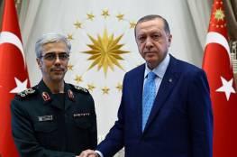 معاريف : العلاقات التركية - الإيرانية تتمم الهلال الشيعي ضد إسرائيل