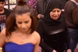 والدة منة عرفة تضعها في موقف محرج امام الجمهور والسبب ؟