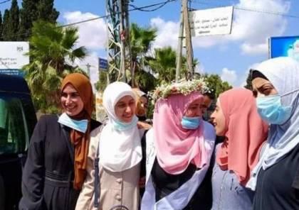 الاحتلال يفرج عن الأسيرة بيان عزام بعد اعتقال دام 40 شهرا