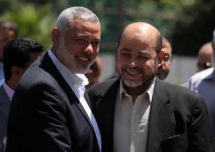 الانتخابات الداخلية في حماس