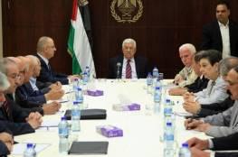 """""""تنفيذية المنظمة"""" تجتمع غدا برئاسة الرئيس"""