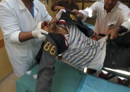ارتفاع عدد الشهداء في غزة إلى 4 و 645 مصاب