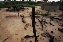 سكان قرية سودانية يتهمون الجن بإحراق منازلهم