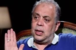 """بعد إعلان أشرف زكي مقاضاته.. نجل الداعية الحويني يحذف بوست """"الديوث"""""""