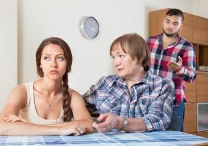 هكذا تتعاملين مع أهل زوجك المتسلّطين