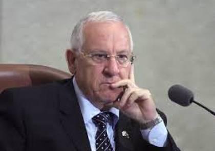 الرئيس الاسرائيلي: علينا ألا نمنع الحرب المقبلة وإنما منع الحروب المقبلة
