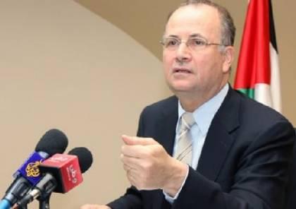 مصطفى: سنتخذ إجراءات أحادية في حال رفضت إسرائيل تغيير اتفاق باريس