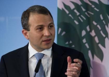 وزير خارجية لبنان: لن نقبل بتوطين الفلسطينيين