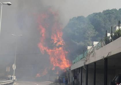 مصر تلبي طلب نتنياهو وترسل فريقا لإطفاء الحراق