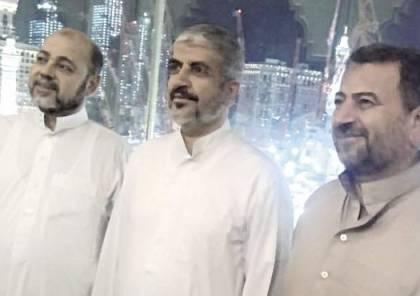 """بعد لقاء عاصف بينهما.. طهران تلغي زيارة وفد """"حماس"""" بسبب لقاء الملك سلمان و مشعل"""