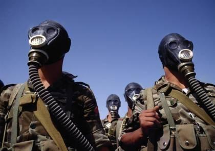 """""""إسرائيل"""" : تدريبات مكثفة تحاكي الاستهداف بالسلاح البيولوجي"""