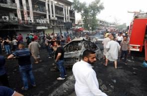 عيد بطعم الموت في كرادة العراق