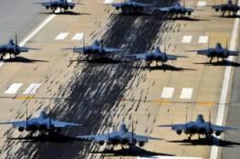 شهداء في قصف الطيران الأمريكي موقعا للجيش السوري شرق البوكمال
