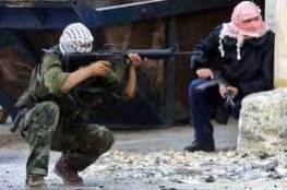 مقاومون يطلقون النار صوب حافلة مستوطنين شرق رام الله