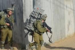 مناورات عسكرية جديدة لجيش الاحتلال في حيفا والطيرة الكرمل