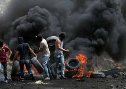 فلسطين تشتعل ..اصابات بينها خطرة خلال مسيرات ومواجهات مع الاحتلال في الضفة والقطاع