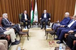 هنية :حماس جادة في خطواتها نحو تحقيق المصالحة والسنوار: سنقدم كل التسهيلات لانجاح زيارة الحكومة