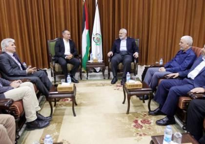 السنوار: سنقدم كل التسهيلات لانجاح زيارة الحكومة الوفاق