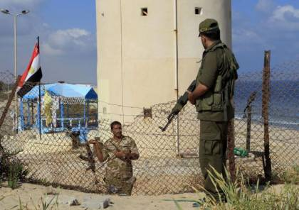 """حماس"" تنشر 500 عنصر أمن إضافي على حدود غزة مع مصر"