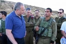 """ليبرمان يطالب الرئيس محمود عباس بادانة عملية """" حلميش"""""""