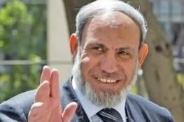 الزهار: لا تفاهمات مع الاحتلال بوساطة مصر لوقف مسيرات العودة
