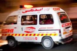 الشرطة تبحث عن باكستاني قتل زوجتيه وهرب