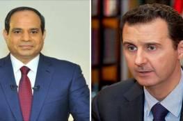 صحيفة مصرية: مرحباً ببشار الأسد فى مصر!