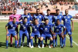 هلال القدس يتزين بلقب كأس فلسطين
