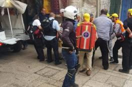 قناة عبرية تكشف .. إسرائيل تمنع نشر تفاصيل عملية طعن أمنية