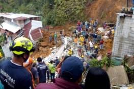 كولومبيا: مصرع 12 شخصا في انهيار أرضي