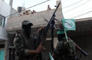 مسير لكتائب القسام بالنصيرات