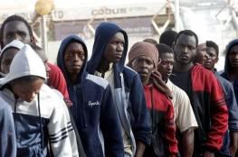 إجلاء نحو 13 الف مهاجر افريقي من ليبيا خلال شهرين