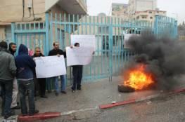 """صحيفة : موظفون بـ""""الأونروا"""" في الأردن يهددون بالإضراب"""