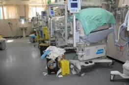 لليوم الثالث..استمرار شلل مرافق الصحة في غزة