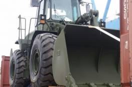 الجيش الإسرائيلي يستورد آليات عسكرية للبحث عن الأنفاق