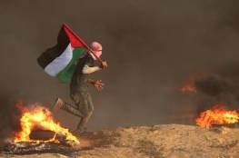 """هيئة مسيرات العودة تدعو للمشاركة في جمعة """"معًا.. غزة تنتفض والضفة تلتحم"""""""