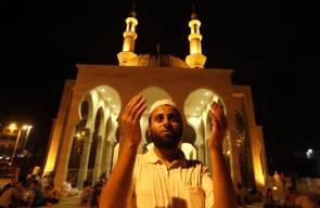 ليلة القدر في غزة والقدس