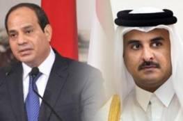 قطر تكشف لأول مرة عن تفاصيل اجتماع تميم والسيسي برعاية بن سلمان