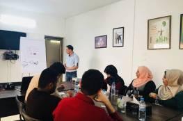 فلسطينيات وأمان تنظمان لقاءً في أثر الفساد على الشباب