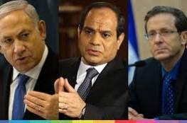 """غلعاد: """"وصول السيسي للحكم أنقذ مصر من الإخوان وفرصة ضعيفة للسلام مع الفلسطينيين"""