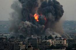 إصابة 4 مواطنين في غارات إسرائيلية على عدة مواقع بقطاع غزة
