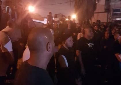 مواجهات مع شرطة الاحتلال تصديًا لمحاولة نبش مقبرة إسلامية في يافا