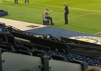 جوارديولا يكشف سر اجتماعه وتفاصيل حديثه مع زيدان بعد المباراة