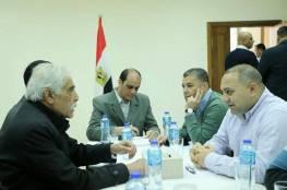 """هذا ما جاء في اجتماع الوفد الامني المصري مع محافظ غزة """"أبو النجا"""""""