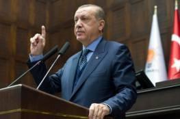 أردوغان يبعث برسالة للملك سلمان