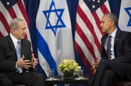 اوباما في خطابه الاخير: نتنياهو جعل اقامة الدولة الفلسطينية مستحيلة
