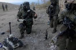 وحدة يهلوم في جيش الإحتلال تنهي تدريباً لمواجهة الأنفاق وحرب غزة
