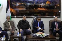 الفصائل الفلسطينية تبارك انتخاب هنية رئيسًا لحماس